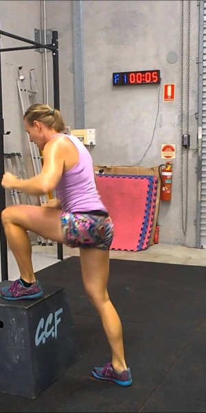 Fitter Every Day # 4: Box Jumps