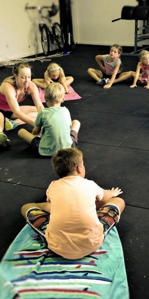 kids stretch