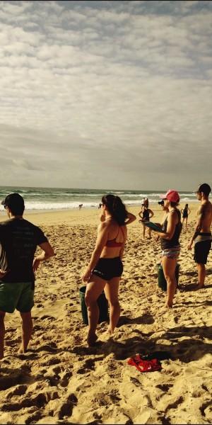 beach wod Oct 14