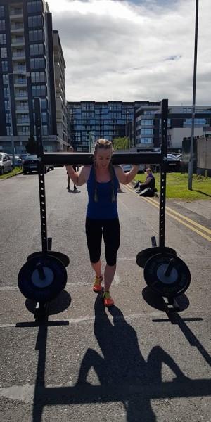 Madi CrossFit Dublin