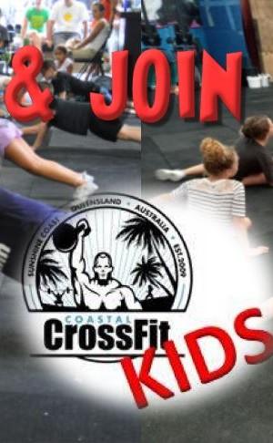 CrossFit Kids banner