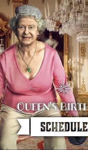 Queens bday